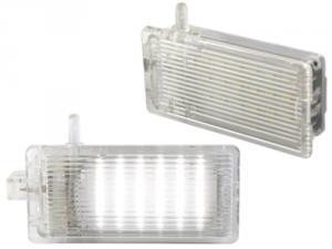 LED osvětlení interieru BMW E36,E38,E39,E46,E60/E61.