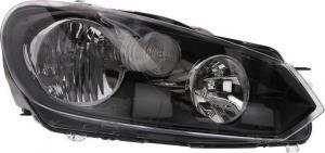 VW Golf 6 - přední světlo - Pravé.