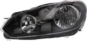 VW Golf 6 - přední světlo - Levé.