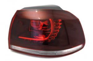 VW Golf 6 GTI/GTD - zadní LED světlo - pravé.