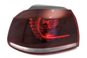 VW Golf 6 GTI/GTD - zadní LED světlo - levé.