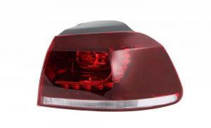 VW Golf 6 model R - zadní LED světlo - pravé.