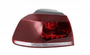 VW Golf 6 model R - zadní LED světlo - levé.