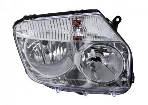 Dacia Duster přední světlo - Pravé.