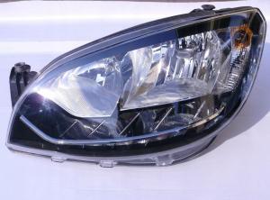 Škoda Citigo přední levé světlo - LED.