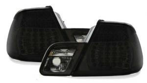 BMW E46 (cabrio) zadní LED světla Smoke.