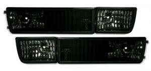 VW Golf 3 přední blinkry - Black.