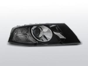 Škoda Octavia II přední pravé světlo-Black.