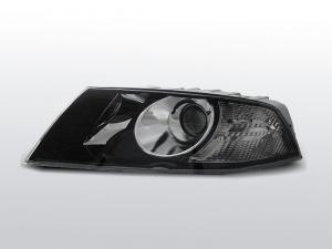 Škoda Octavia II přední levé světlo-Black.