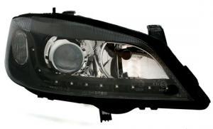 Opel Astra přední světla DAYLINE-Black