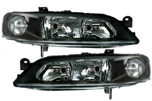 Opel Vectra přední světla-Black