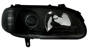 Opel Omega přední světla-Black