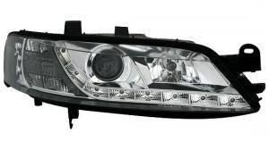 Opel Vectra přední světla DAYLINE-Chrom
