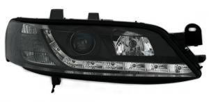 Opel Vectra přední světla DAYLINE-Black