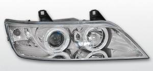 BMW Z3 přední světla Angel Eyes-Chrom