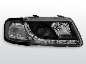 Audi A3 přední světla DAYLINE-Black