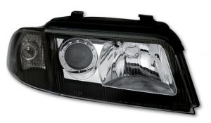 Audi A4 přední světla-Black