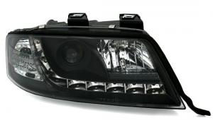 Audi A6 přední světla DAYLINE-Black