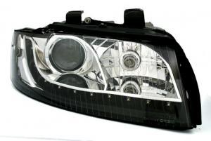 Audi A4 přední světla DAYLINE-Black
