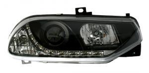 Alfa 156 přední světla DAYLINE-Black