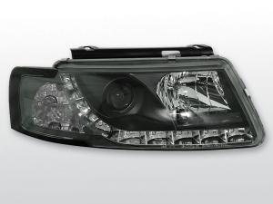 VW Passat B5 přední světla DAYLINE-Black