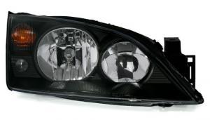 Ford Mondeo MK 3 přední černá světla