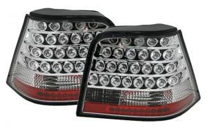 VW Golf IV zadní LED světla-Chrom