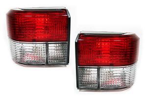 VW T4 zadní světla Red/White.